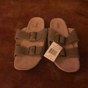 J sport sandals SZ 9
